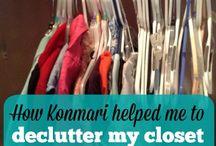 Decluttering my clutter