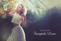Robes de mariée bohème / Robe de mariée fluide pour mariage bohème chic/ Simple chiffon wedding dresses for bohemian wedding - Alesandra Paris