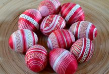 húsvéti tojások másként /nem csak horgolva/