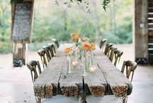 Wedding Reception Inspiration / by Emily Heizer Photography