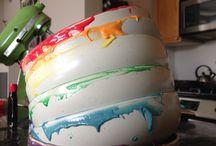 Pride Rainbow Cake / Rainbow Pride Cake