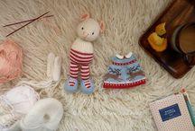 """Breien """"little cotton"""" dieren"""