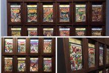 Comics Storage