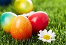 easter eggs naturally