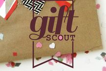 Gift Scout - Valentine gift guide 2014 / Gift Scout issue 1, Valentine gift guide 2014: Valentine's Day is the perfect opportunity to spoil your friends and family and romance your loved one. This gift guide presents fresh ideas for creative and trendy gifts and unique DIY gift wrap. By Dayle Bennett and Jeanee Duval. http://issuu.com/giftscout/docs/giftscout-val2014
