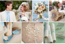 Wedding Colors / by Lani Cobb