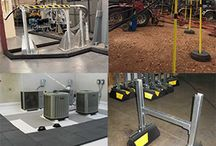 Industrial Products / The products in our Industrial group are in most cases one of a kind, where RubberForm is the sole source, and of course Made in America!