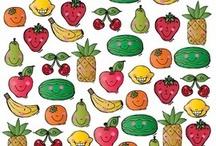 Fruit-kleuters