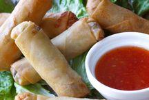Thai munchies