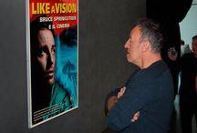 Like a Vision - Bruce Springsteen e il Cinema / Bruce Springsteen