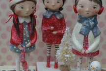 Art Dolls / by Molly Mahnke