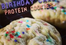 Food - Protein Powder Recipes