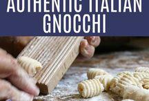 Italian dishes