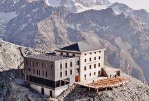 Berg hutten