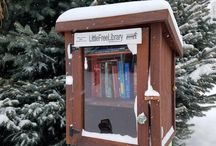 Little Free Libraries / Little Free Libraries