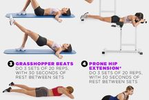 tone up and get fit