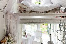 Shabby bedroom / Shabby bedroom