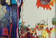 embroidery/broderie
