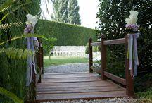 IL GIARDINO SEGRETO / Vivi il tuo matrimonio nel romantico ed incantevole giardino segreto.