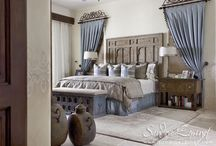 Breathtaking Bedrooms / Romantic and relaxing bedrooms