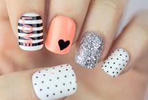 Nail art inspiration ❤️❤️❤️❤️