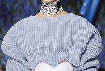 Dior knitwear