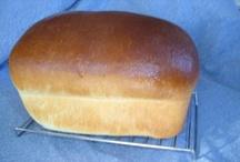 Homemade Bread / by Salome Unga Nemani