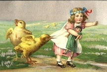 Everything Easter  / From chicks to eggs to bunnies and hares that bring you presents on a Sunday morning.