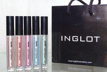 Inglot Aquastic / #maquillage #makeup #eyeshadow