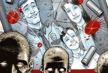 Great Zombie Stories / There has been an explosion of Zombie Novels recently.  Here are a few.
