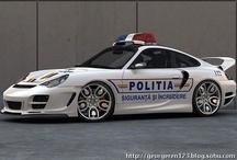 Car BRAND police / CR BRAND police