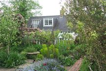 Monks House / country home of Virginia Woolf