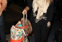 Jessica Alba: Travel Style / by Jessica Alba