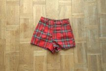 Vintage Shorts / Pants