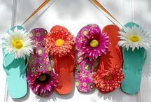 Flip flop theme