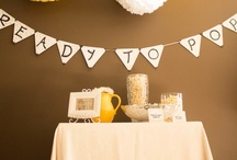 Baby showers / by Sabrina Carter