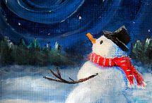 Vinter billeder / Vinterbilleder