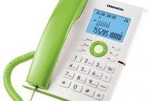 telefonía fija