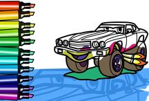 Car drawings by Skunk / Original Car Drawings by Skunk.  If you love to draw cars it's place for you :)