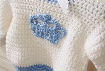 crochet baby (ツ)
