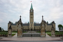 Canada - Government Buildings / Government Building of Canada including Legislature Buildings, Parliament Buildings,  Municipal Buildings and City Halls / by Top City