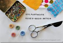 Quiet Book | Beschäftigungsbuch