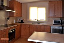 L - Shaped Kitchen