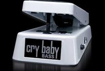 Stompbox - Cry Baby Pedals