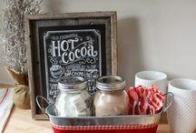 Hot Cocoa anyone?