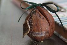 walnuts craft idea
