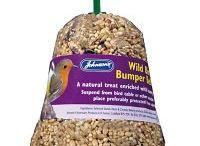 Wild Bird Feeding / We supply a range of foods and treats for those friendly visitors to your garden.