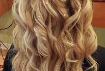 Hair inspirations - Esküvői frizurák