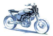 Moto Sketch concept