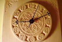 Legno e orologi